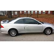 Picture Of 2005 Honda Civic Coupe Special Editon Exterior