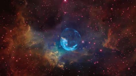 imagenes mas sorprendentes del espacio telescopio hubble capta burbuja en el espacio video
