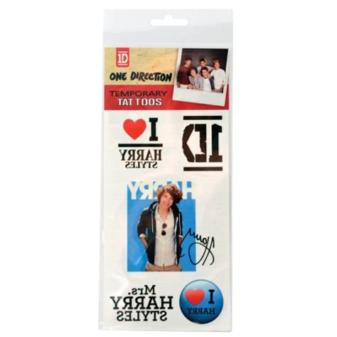 harry styles tattoo sweater ebay uk one direction harry styles temporary tattoos brand new