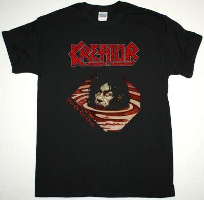 Tshirt Kreator Black t shirts best rock t shirts