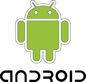android layout logo android logo vector eps free download