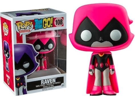 funko pop teen titans go checklist, exclusives, list, gallery