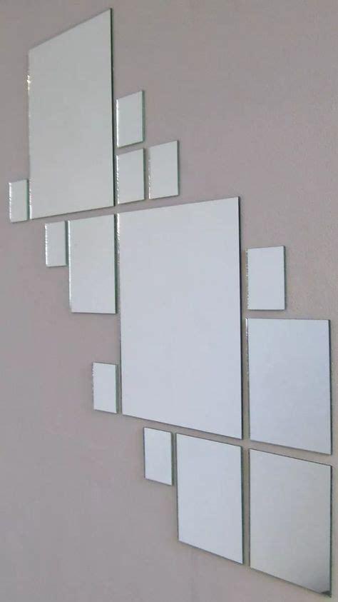 decorar con espejos cuadrados juego de 25 espejos cuadrados para decoraci 243 n cuadros o