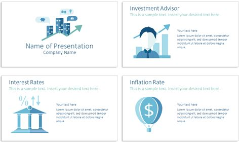 investment powerpoint template presentationdeck com