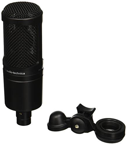 Audio Technica At2020 Cardioid Condenser Studio Microphone audio technica at2020 cardioid condenser studio microphone microphone buy free