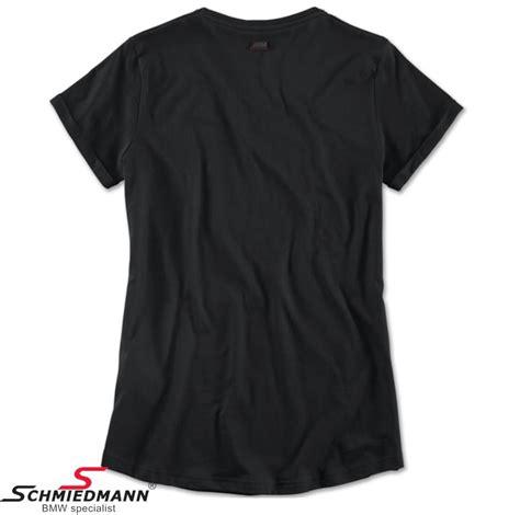 Bmw 2 Sides Tshirt Size L 80 14 2 410 909 t shirt bmw m women s size l