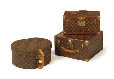 Chris Noth And Lots Of Louis Vuitton by Three Pieces Of Louis Vuitton Monogrammed Canvas Luggage