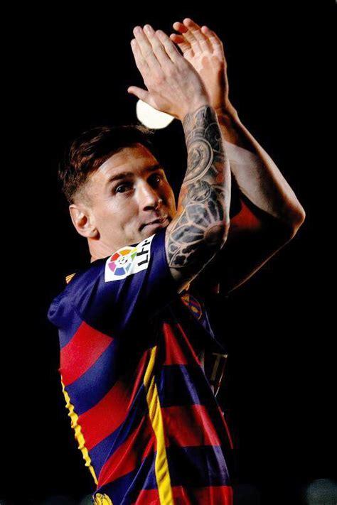 lionel messi tattoo sleeve barca barcelona d10s fc barcelona iniesta leo leo
