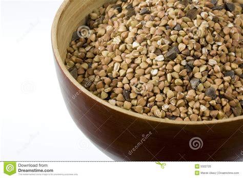 whole grains kasha buckwheat kasha toasted whole grain stock photo image