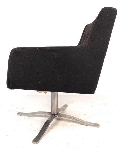 mid century modern swivel chair mid century modern swivel lounge chair for sale at 1stdibs