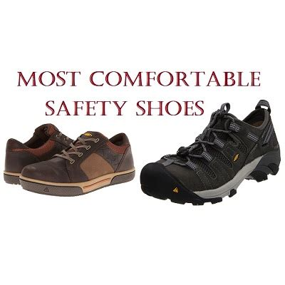 the most comfortable safety shoes in 2018 complete guide