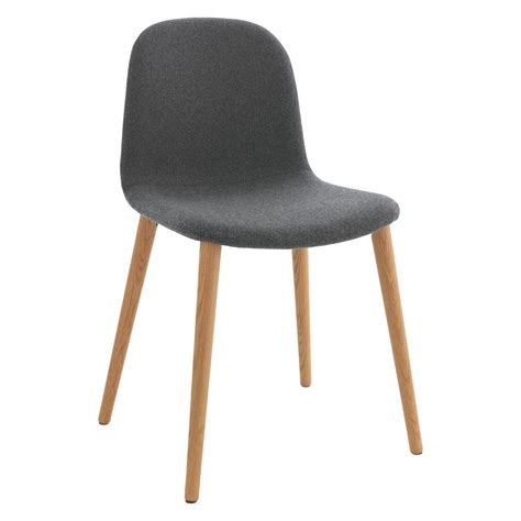 bacco grey upholstered dining chair buy now at habitat uk
