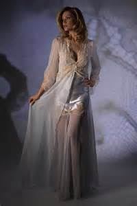 Silk amp lace negligee jane woolrich design 2582