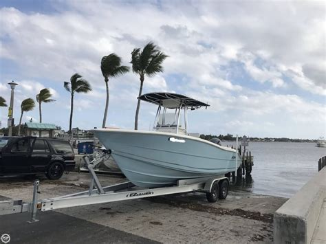 used bulls bay boats for sale 2016 used bulls bay 230 center console fishing boat for