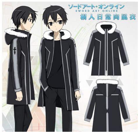 Sao Baseball Jacket Hoodie Sword Jaket Ja Sao 24 popular kirito jacket buy cheap kirito