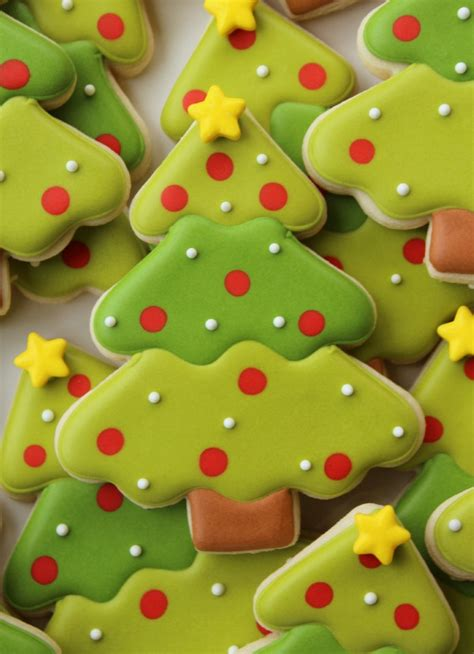 christmas cookies best decoration free pattern friday tree patterns