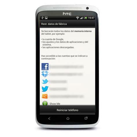 reset android ice cream sandwich c 243 mo restaurar los ajustes de f 225 brica en tu smartphone