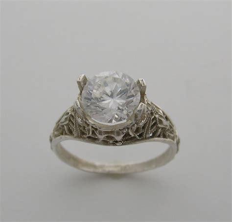 ring settings vintage engagement ring settings