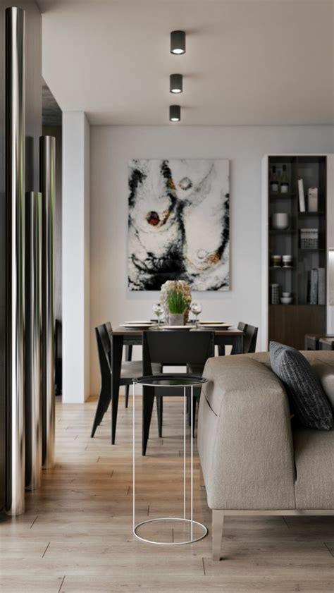 schöne wohnzimmer ideen k 252 chen in eiche hell