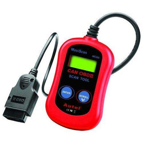 scan tool autel maxiscan ms300 code reader ms300 obd2 scan tool