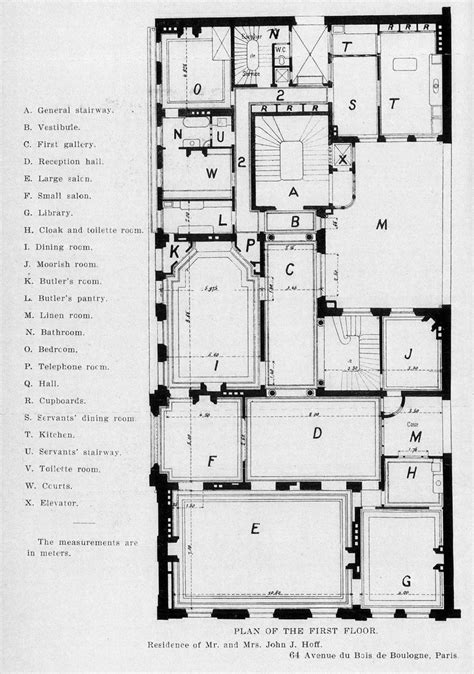 paris apartment floor plans cory doctorow on twitter quot floor plan of the hoff