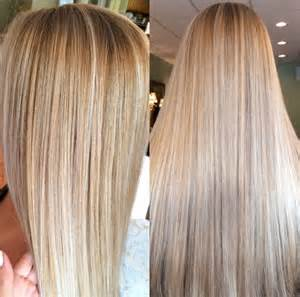 pictures of hair with platinum highlights how to platinum blonde highlights on virgin dirty blonde