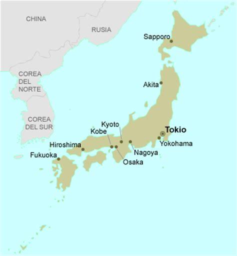 imagenes del pais japon jap 243 n mapa del pa 237 s