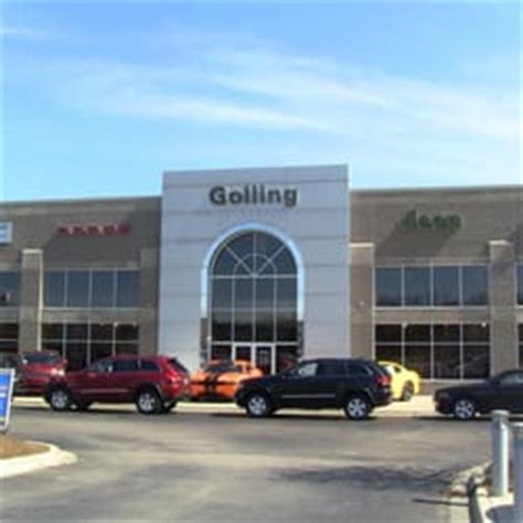 Golling Chrysler Bloomfield Mi by Golling Chrysler Dodge Jeep Ram 14 Photos Auto Repair