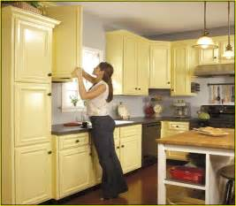 painting old kitchen cabinets before and after home design ideas
