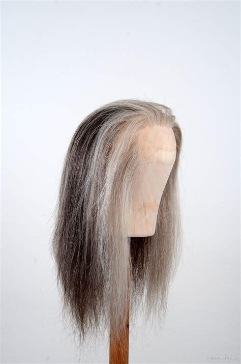 grey human hair extensions human hair grey wigs weft hair extensions