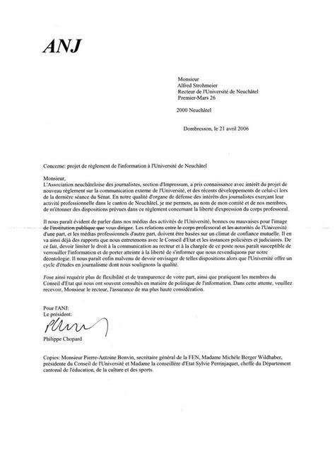 Apache Briefprobe exemple lettre de licenciement suisse 28 images