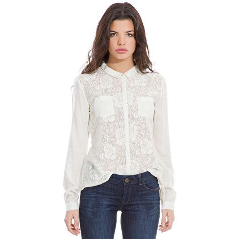 imagenes de camisas blancas para mujeres camisas para mujer imagui