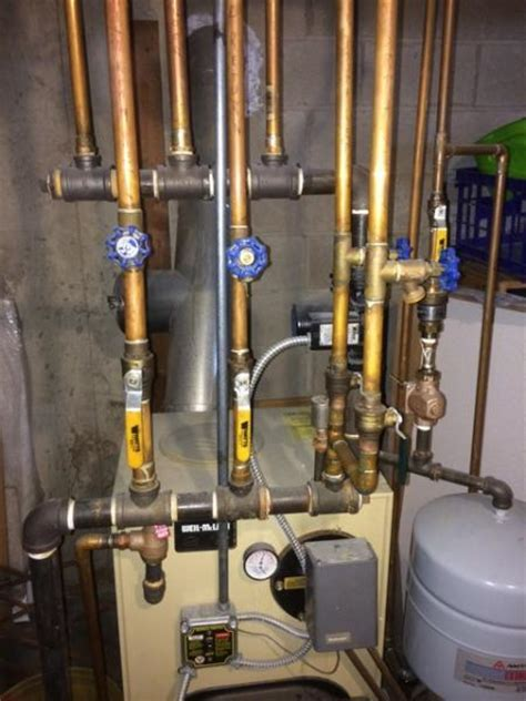 zone overheating  overflow pipe leaking   pics included doityourselfcom