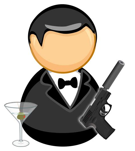 secret agent clip art free clipart secret agent