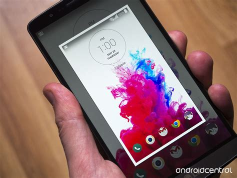 how to take a screenshot on the lg g3 android central - How To Screenshot On Android Lg