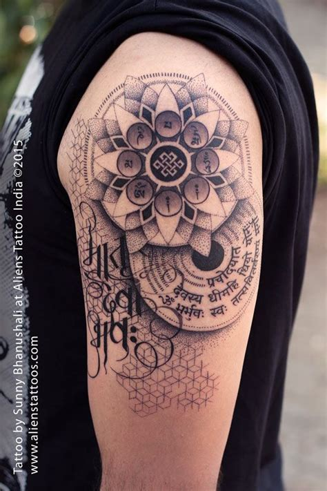 om mani padme hum wrist tattoo 27 best geometrical dotwork tattoos images on