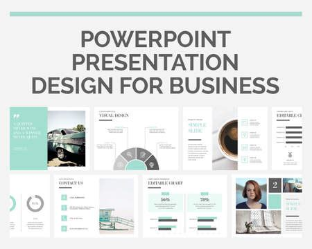 design for a powerpoint presentation presentation design services on envato studio
