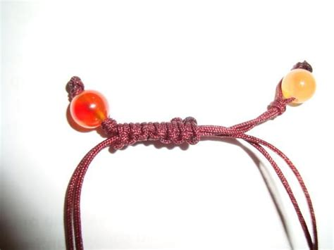 nudo para hacer pulseras nudo corredizo aprender manualidades es facilisimo