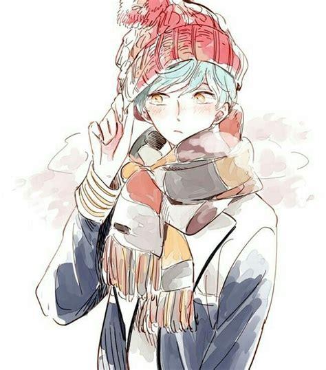 anime boy cold source image 4943776 by sharleen on favim