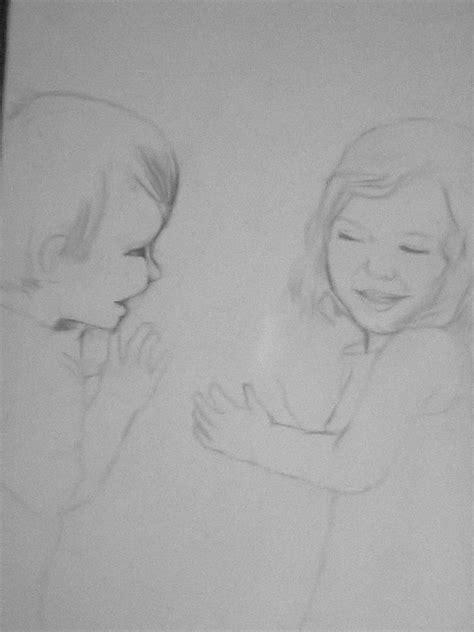 imagenes a lapiz de personas enamoradas dibujo de amor taringa