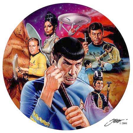 Kaos Trek Go Spock Nm6w3 trek amok time las cr 211 nicas de trek the chronicles of trek