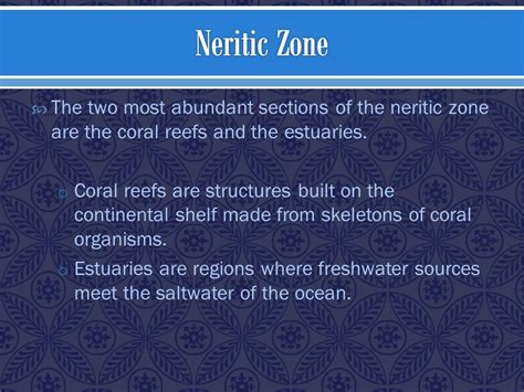 Continental Shelf Organisms by The Marine Biome Section Ppt