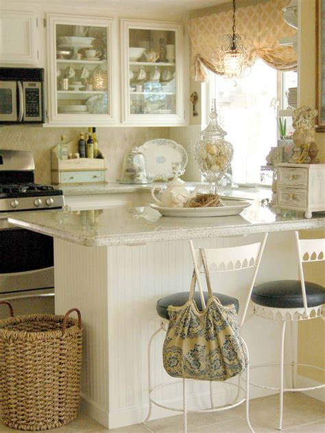 Cottage Style Kitchen Design Cottage Certain Ideas For A Yellow Kitchen Afreakatheart