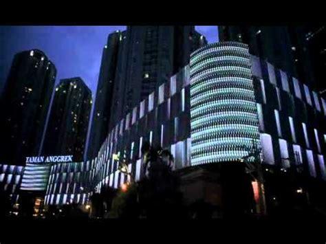 Led Jakarta the world s largest led illuminated facade mal taman