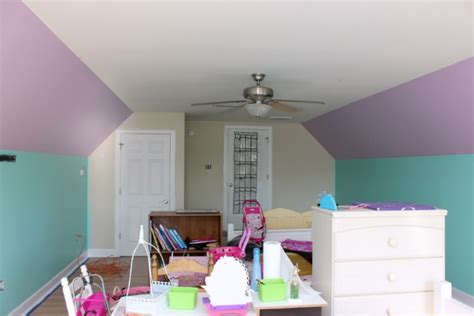 Best Way To Paint A Room by The Mermaid Bedroom Makeover Faithfully Free