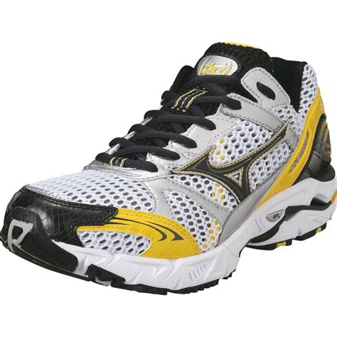 mizuno running shoes wave rider 14 road running shoes mens at northernrunner
