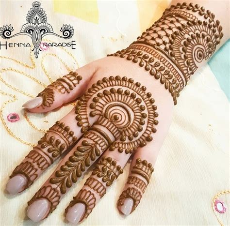 mehndi design like bracelet makedes com