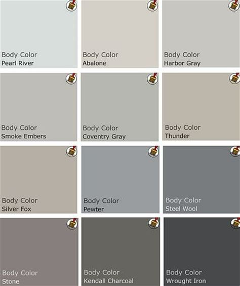 bm silver gray benjamin moore top picks for gray for the home