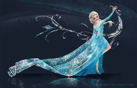 elsa frozen wallpaper let it go elsa frozen fan art 36881794 fanpop