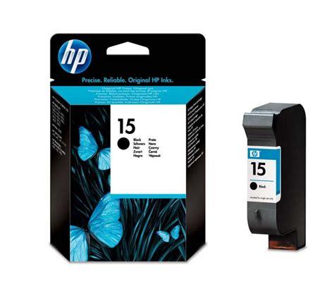Hp 15 Ink Cartridge Black buy hp 15 black ink cartridge free delivery currys